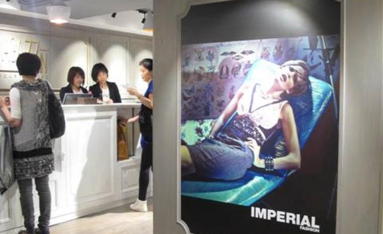 Imperial registra il marchio in Cina