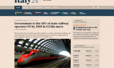 Nasce Italy24, quotidiano web in inglese de Il Sole