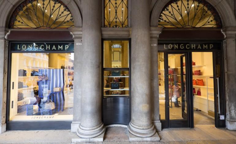 Longchamp apre in Piazza San Marco
