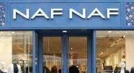 Vetrina di uno store Naf Naf, marchio del gruppo Vivarte.