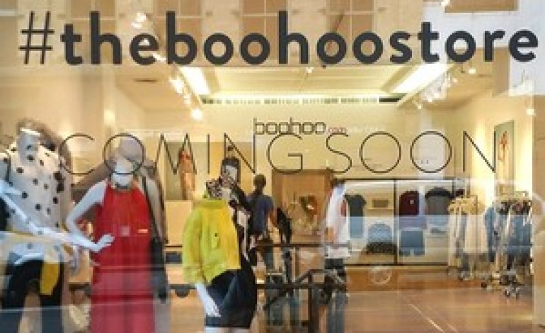 Anche Boohoo.com apre un pop-up store