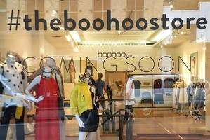Boohoo - Pop-up store di New York