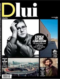 Primo numero magazine Dlui