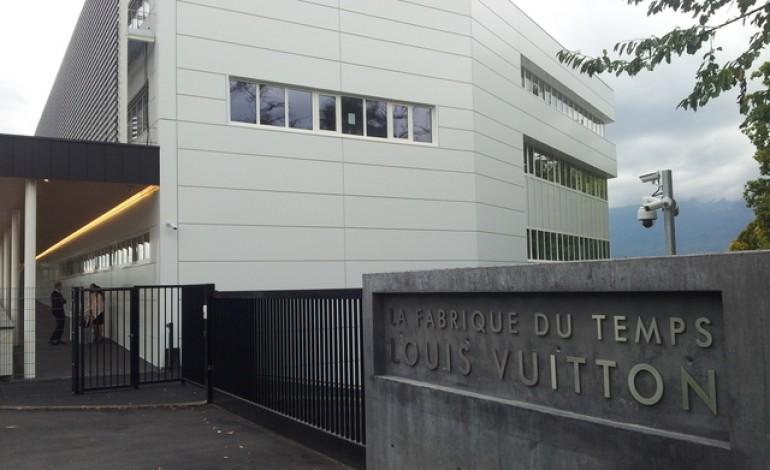 Apre a Ginevra la casa delle lancette di Lv