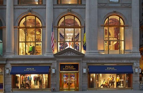 Ralph Lauren flagshio store New York