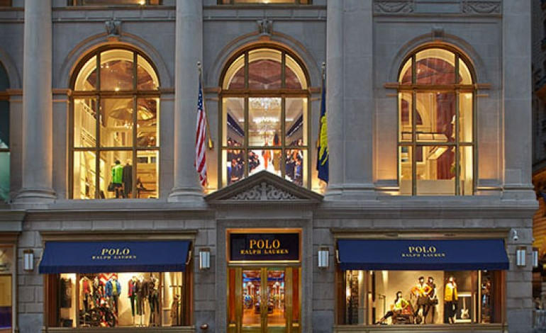 Ralph Lauren chiude storico store Polo di Ny