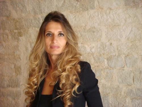 Tiziana Crociani stilista di Tiziana Pavoncelli
