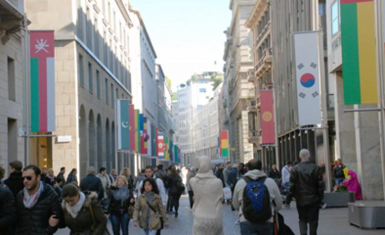 Il retail in Italia crescerà con moda e cibo