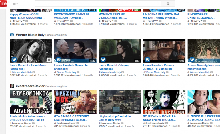 YouTube si fa gli 'studios' a Manhattan