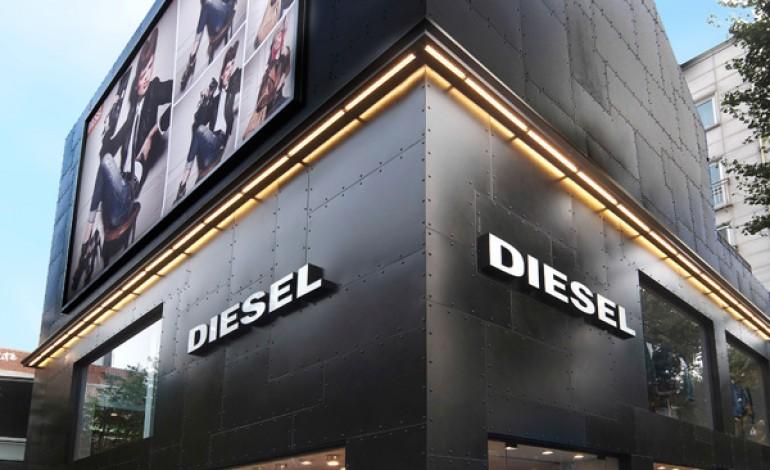 Diesel crea la Region Europa