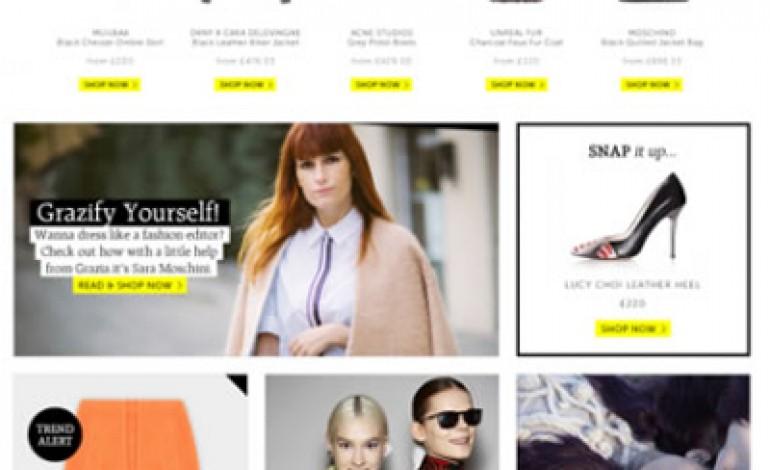 Grazia, prima testata in Italia con e-commerce moda