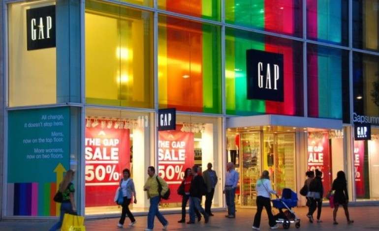 Gap nell'e-commerce europeo con Zalando
