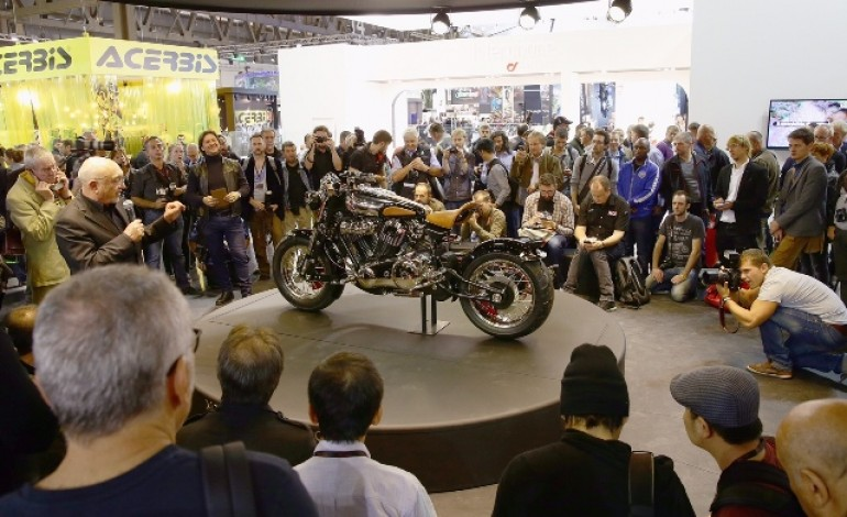 Matchless debutta all'Eicma con Model X Reloaded
