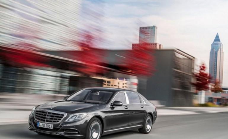Mercedes rilancia nel lusso con Maybach