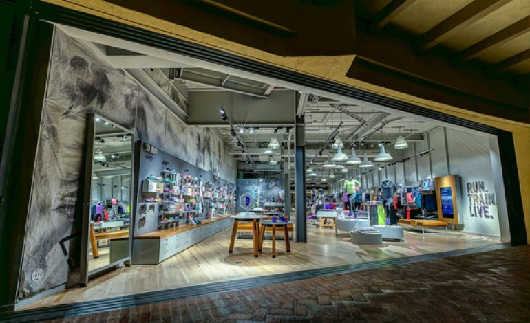 Nike, in California inaugura store solo donna