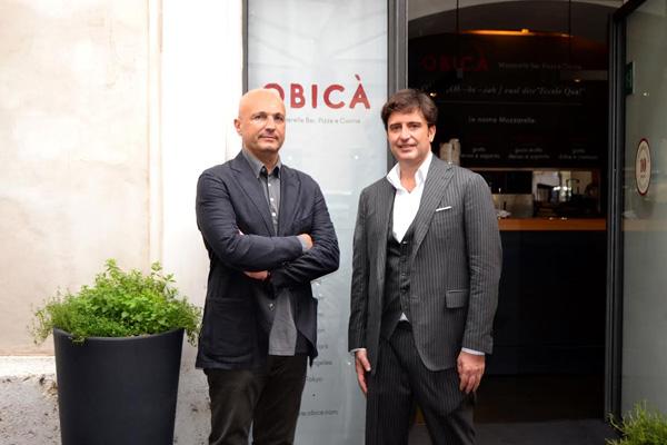 Silvio Ursini e Domenico Mazzeo