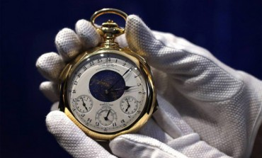 Export orologi svizzeri: -3,3% sull'anno