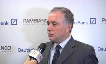 """Valeri (Deutsche Bank): """"Il reshoring crescerà"""""""
