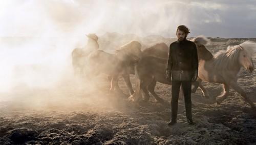 Hermès campagna Uomo A/I 2014