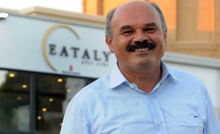Farinetti è l'Imprenditore dell'anno 2014