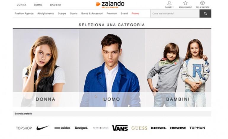 Zalando, in vendita 17,9 mln di azioni