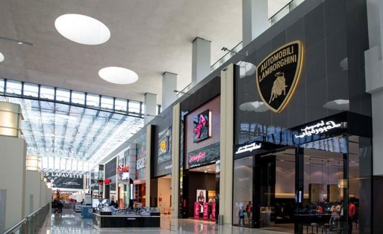 Lamborghini, a Dubai il primo fashion store