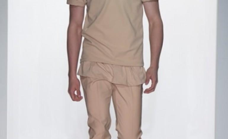 La moda maschile debutterà in luglio a NY