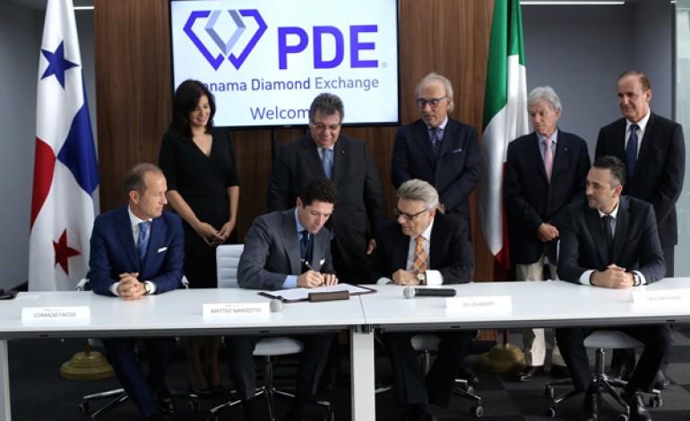 Fiera di Vicenza e PDE per le gemme in America Latina