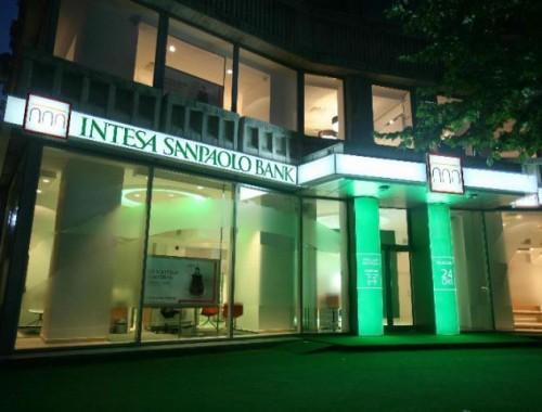 Una filiale Intesa Sanpaolo