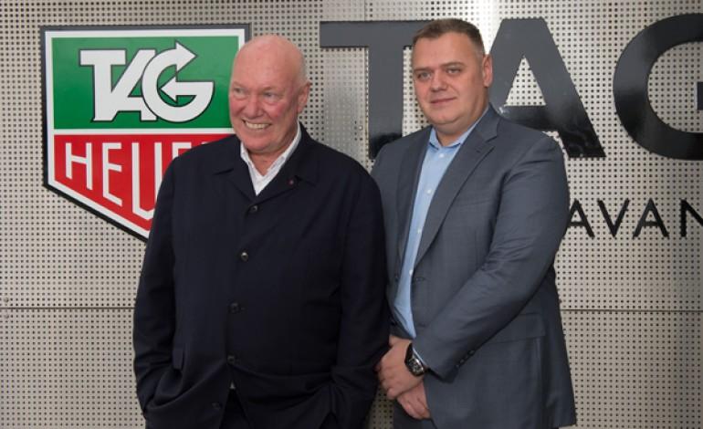 Tag Heuer, Biver CEO e Semon DG