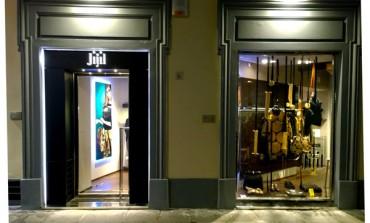 Jijil arriva a Firenze