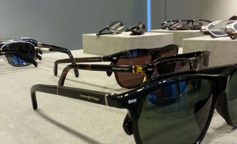 Debutta l'eyewear di Zegna firmato Marcolin