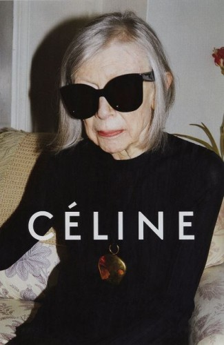 Joan Didion per Céline