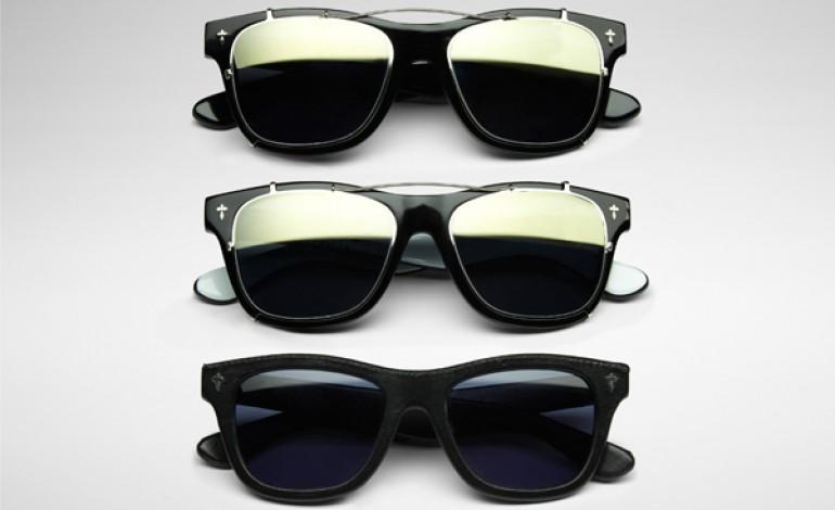 Marcolin, mini collezione eyewear con Marcelo Burlon