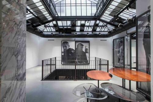 Il nuovo showroom milanese di Paul & Shark