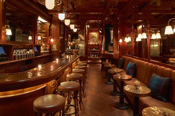 Il bar di Ralph Lauren