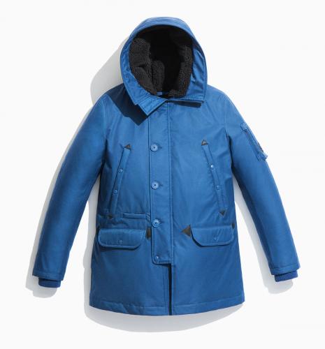 Una giacca Spiewak