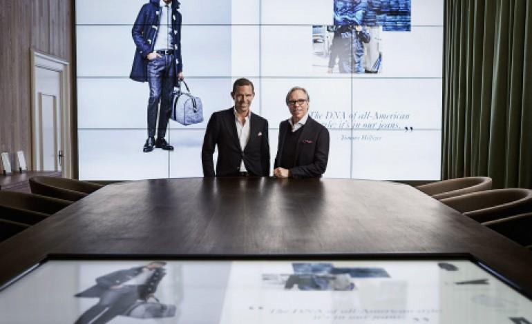 Tommy Hilfiger lancia lo showroom digitale