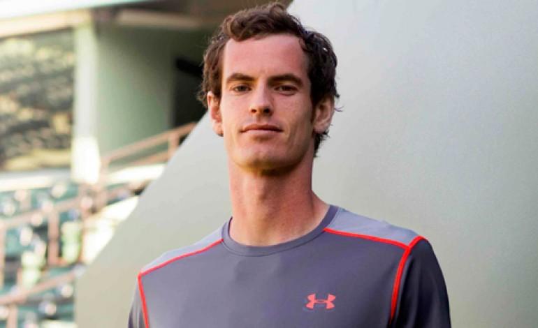 Under Armour veste il tennista Murray
