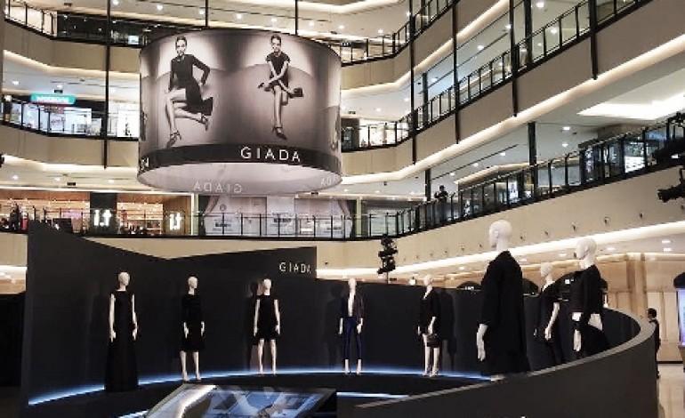 Giada si rafforza in Cina con l'opening di Shanghai