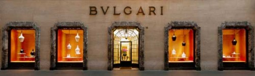 Bulgari - Roma, via Condotti