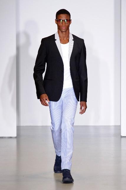Un look Calvin Klein P/E 2014