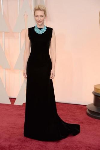 Cate Blanchett in Maison Margiela by John Galliano.