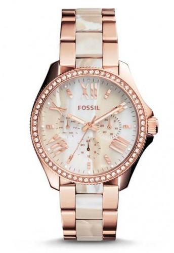 Un orologio Fossil