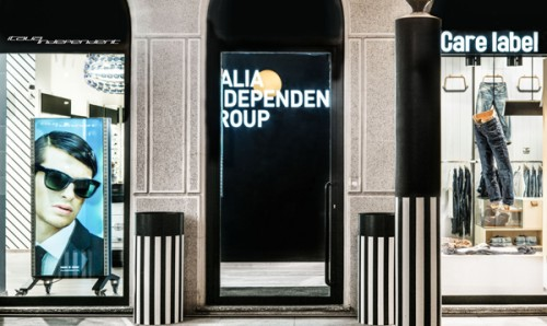 Store Italia Independent Corso Venezia