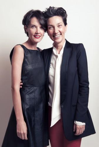 Elena e Alessandra Lombardini