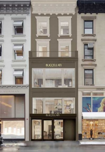 Buccellati - Store New York