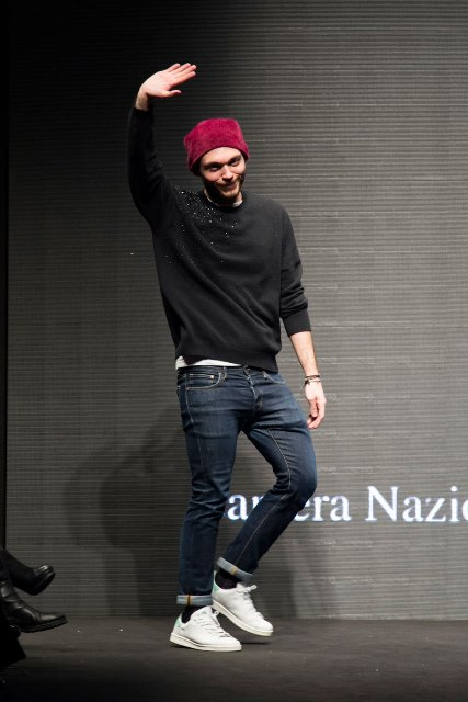 Claudio Cotugno, vincitore di Next Generation