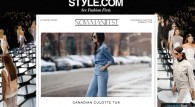 L'home page di Now Manifest
