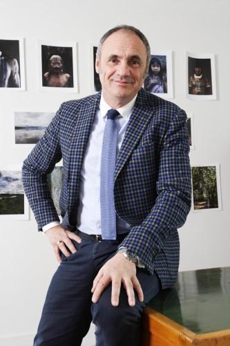 Riccardo Braccialini, CEO di Braccialini